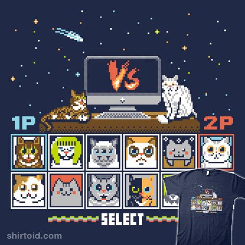 (Internet) Cat Fight!