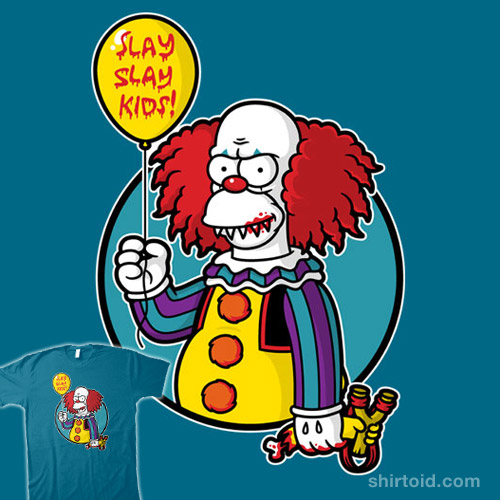 Krustywise the Clown