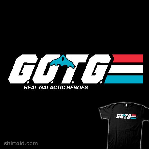 Real Galactic Heroes