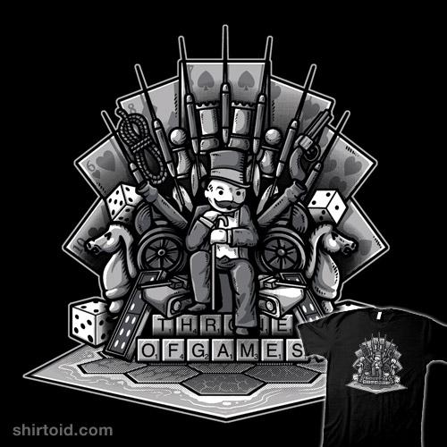 Throne of games shirtoid for Throne of games shirt