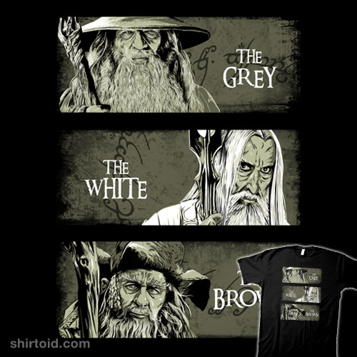 Wizards of Middle Earth