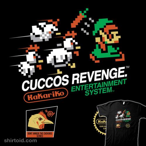 Cucco's Revenge