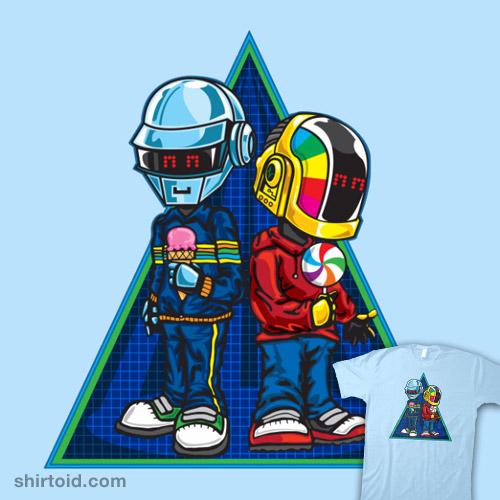 Daft Punk Kids
