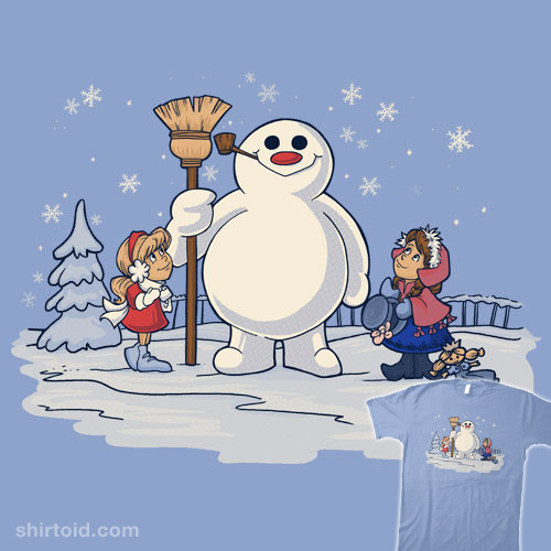Do you want to build a Frosty?