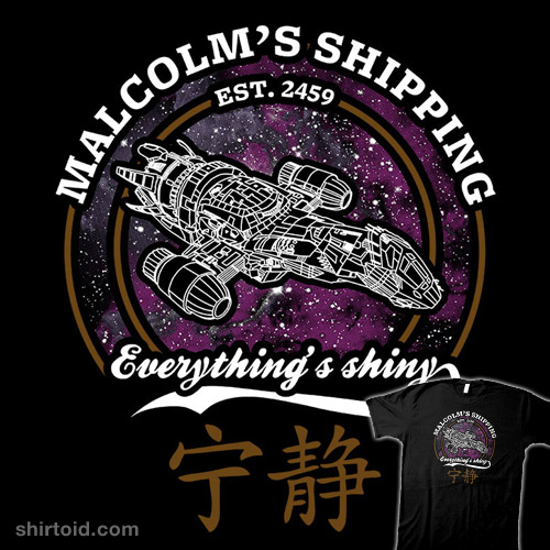 Malcolm's Shipping