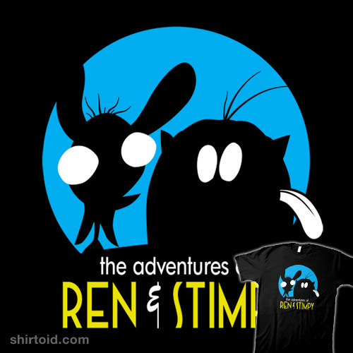 The Adventures of Ren & Stimpy