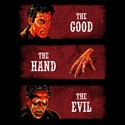 The Good, the Hand, and the Evil