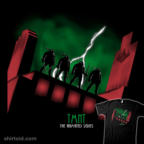 TMNT: The Animated Series