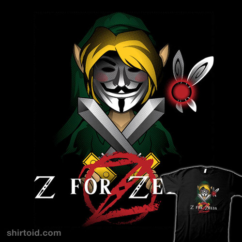 Z for Zelda