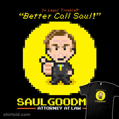 Breaking Bit – Better Call Saul