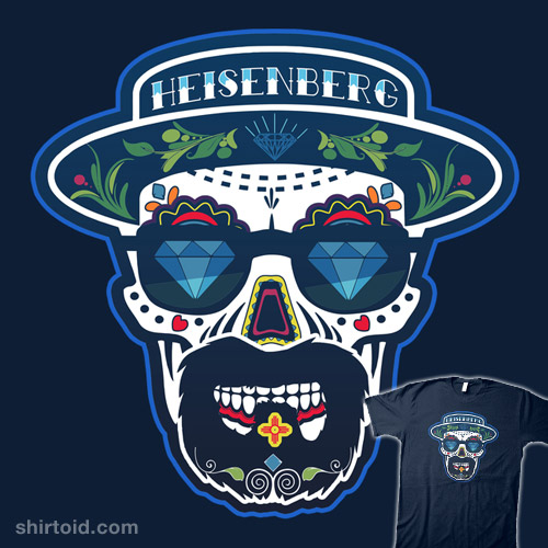 Heisenberg de los Muertos