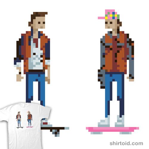 Pixel Paradox