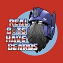 Real Bots Have Beards