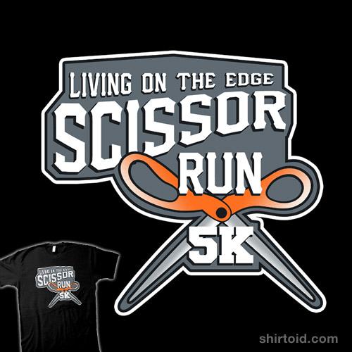 Scissor Run 5K