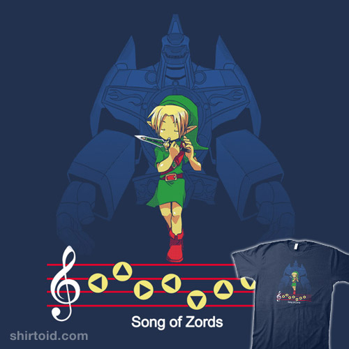 Song of Zords