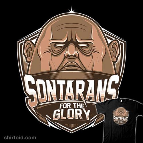 The Sontarans