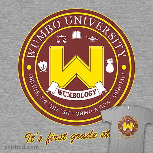 Wumbo University