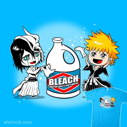 Bleach It