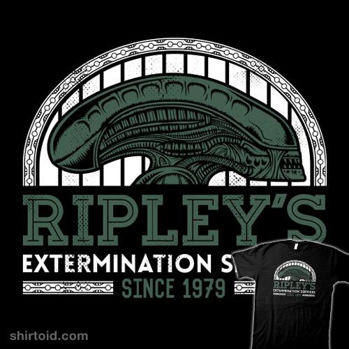 Ripley's Extermination Services