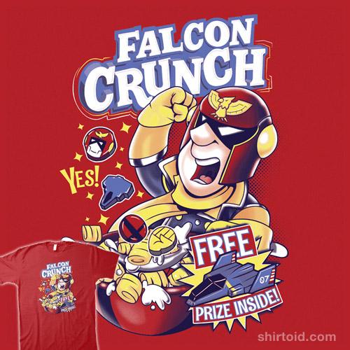 Falcon Crunch