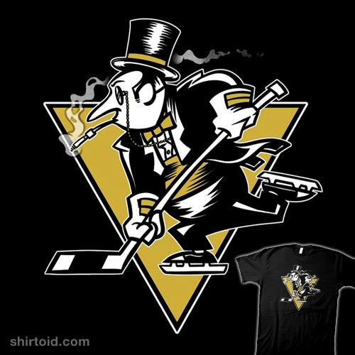 Go! Penguin Go!