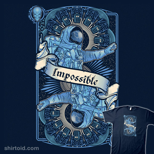 Impossible Astronaut