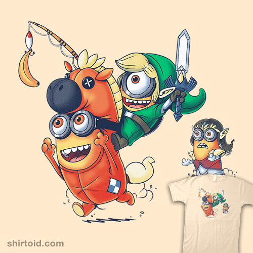 Legend of Minion
