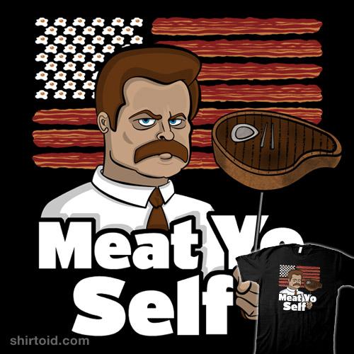 Meat Yo Self