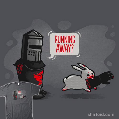 Running Away?