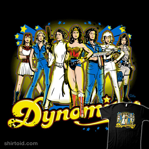 SuperWomen of 70s – Dynomite!