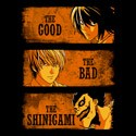 The Good, The Bad, and The Shinigami