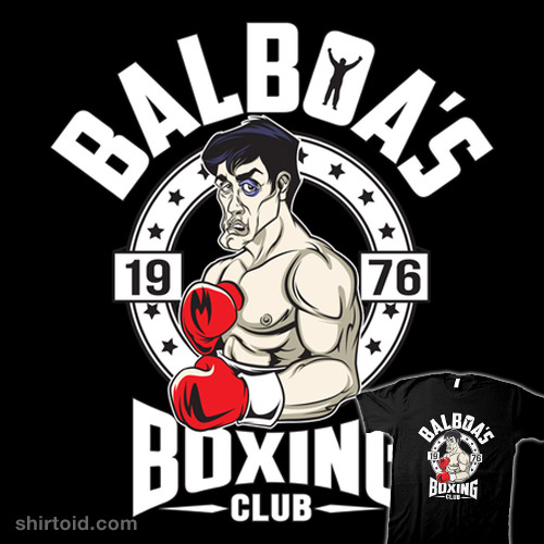 Balboa's Boxing Club