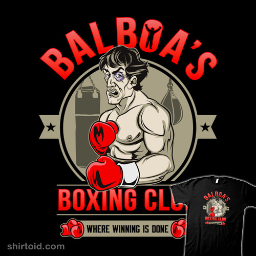 Balboa's Boxing Club