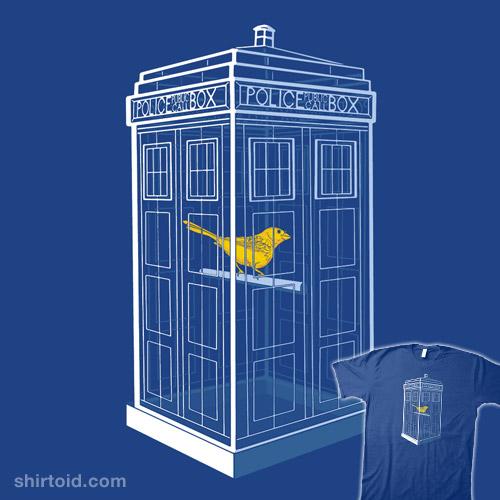 Bird Call Box