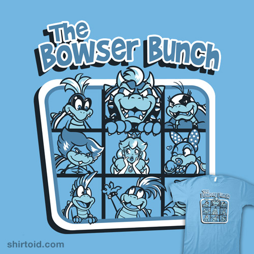 The Bowser Bunch