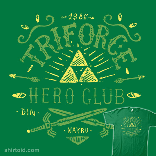 Triforce Hero Club