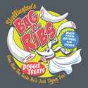 Bag-O-Ribs Doggie Treats