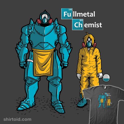 Fullmetal Chemist