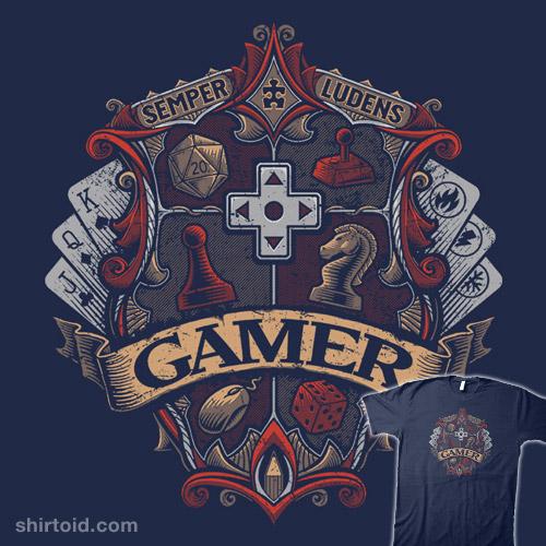 Gamer Crest