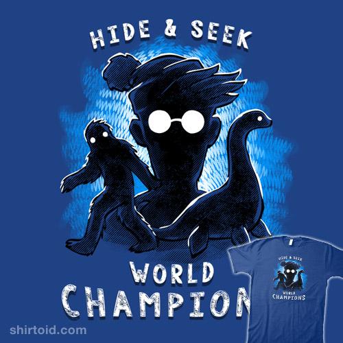 4f4cd968 Hide & Seek | Shirtoid