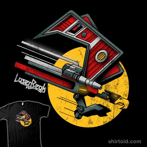 Laserbeak – Starscreaming Justice