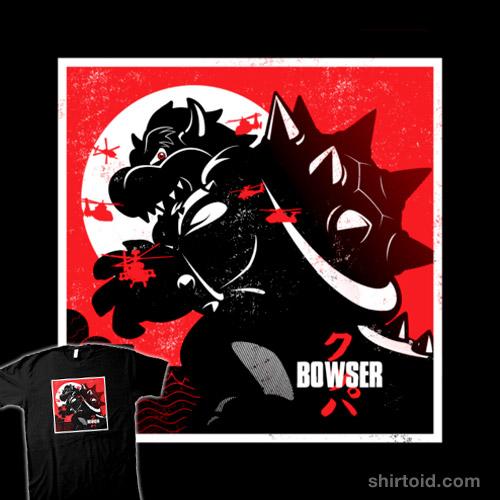 Bowserzilla