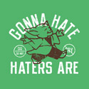 Gonna Hate Haters Are