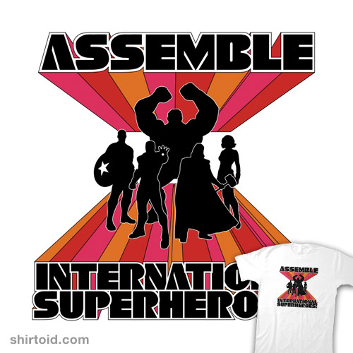 International Superheroes