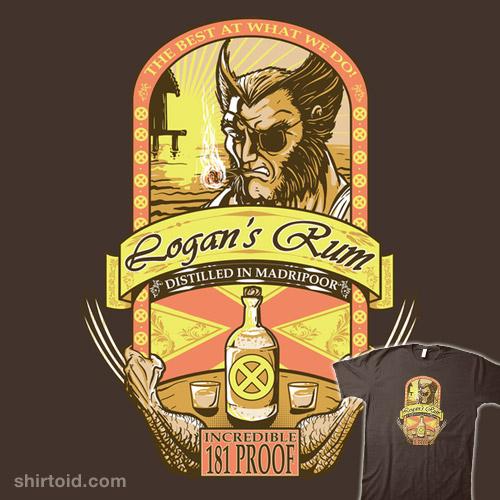 Logan's Rum