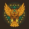 Owl Seeing Eye