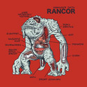 Rancor Anatomy