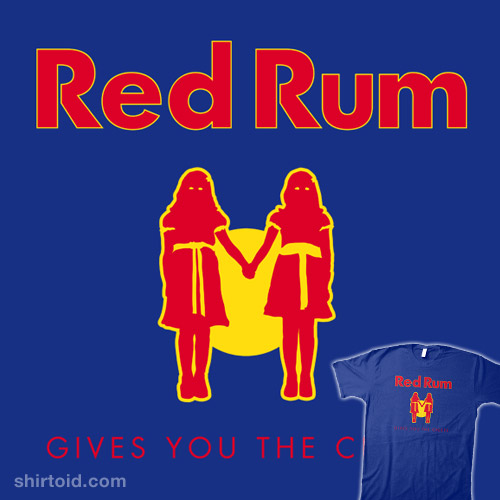 Redrum gives you the creeps!