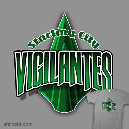 Starling City Vigilantes