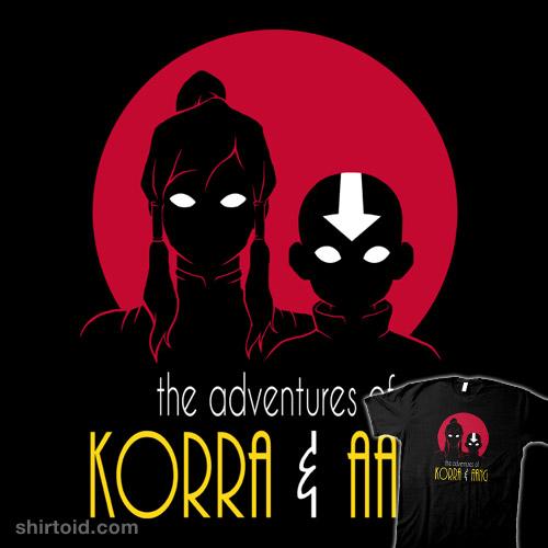 The Adventures of Korra & Aang